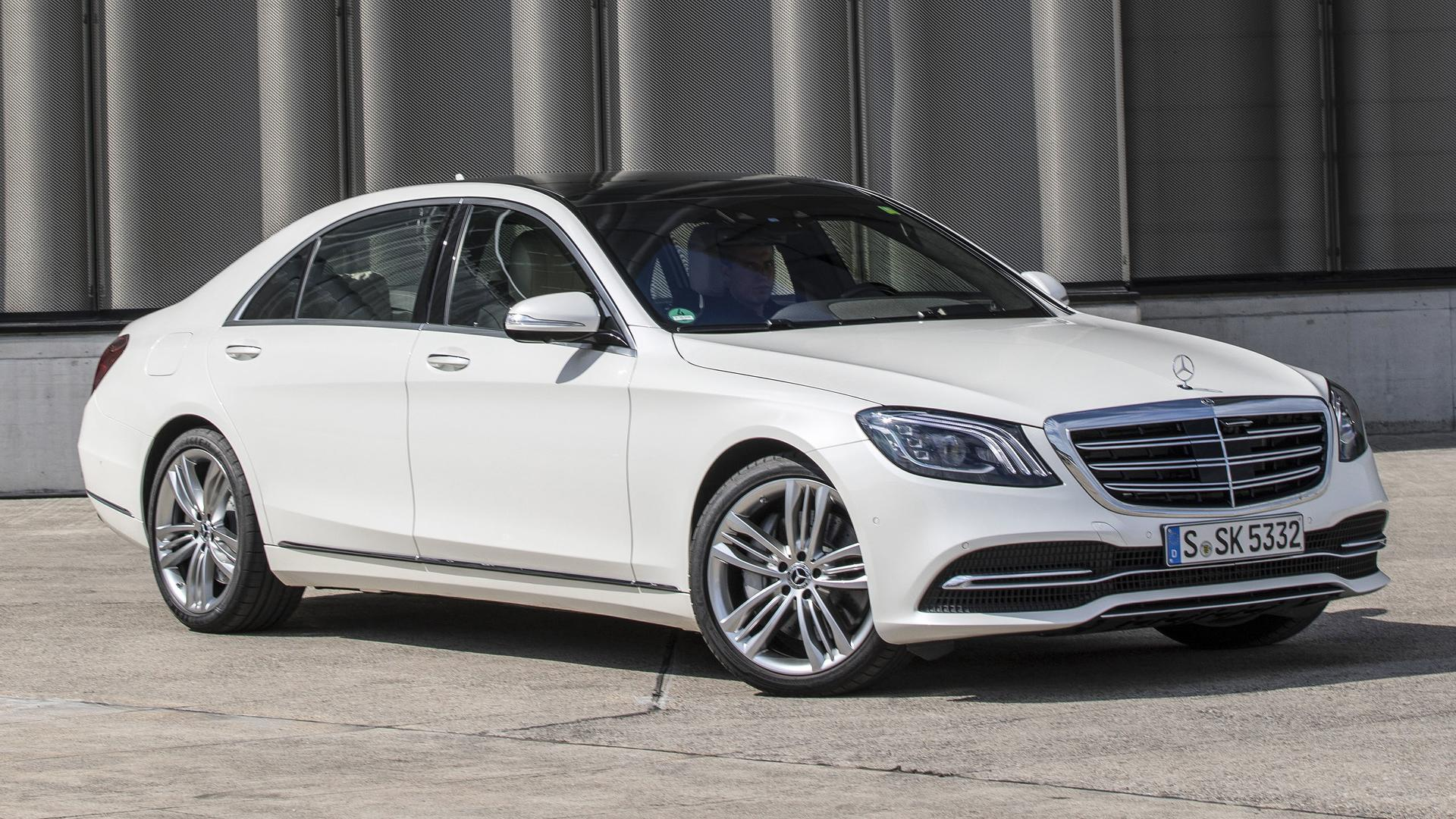 2018 Mercedesbenz Sclass First Drive Flawless Flagship