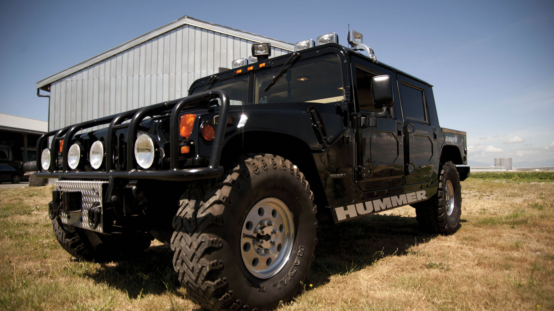 Someone pictured himself rollin in Tupac s Hummer paid $337 144