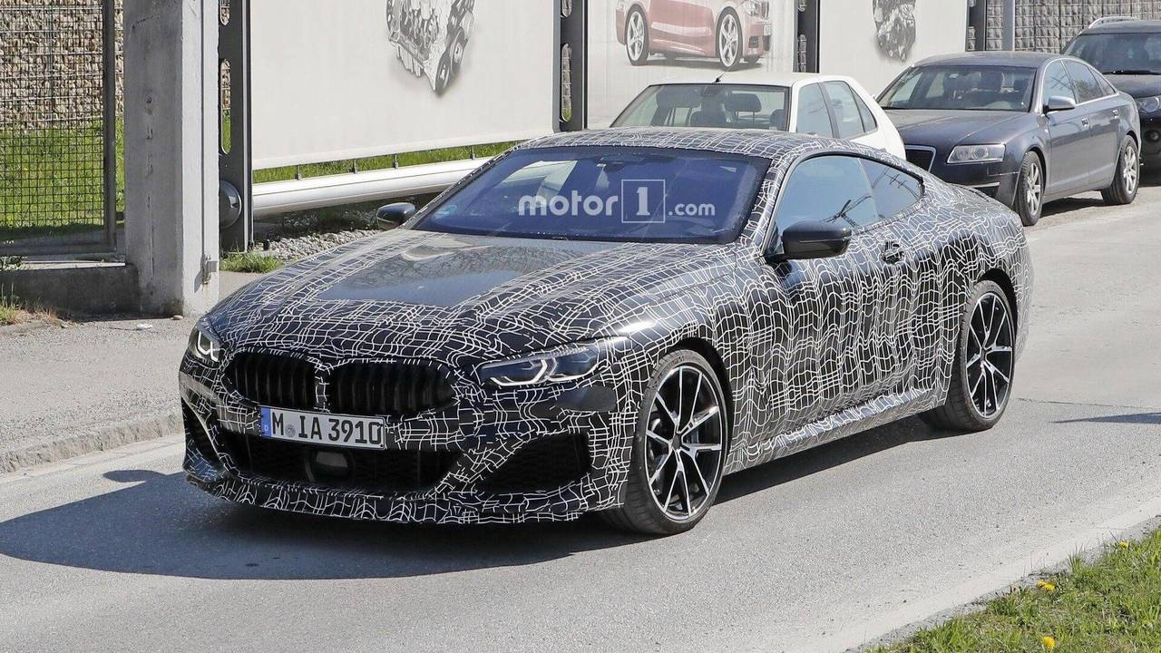 Bmw 8 Series Coupe Officially Confirmed To Debut On June 15