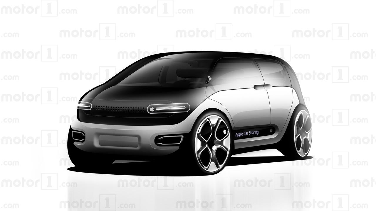 2021 Apple ICar Top Speed