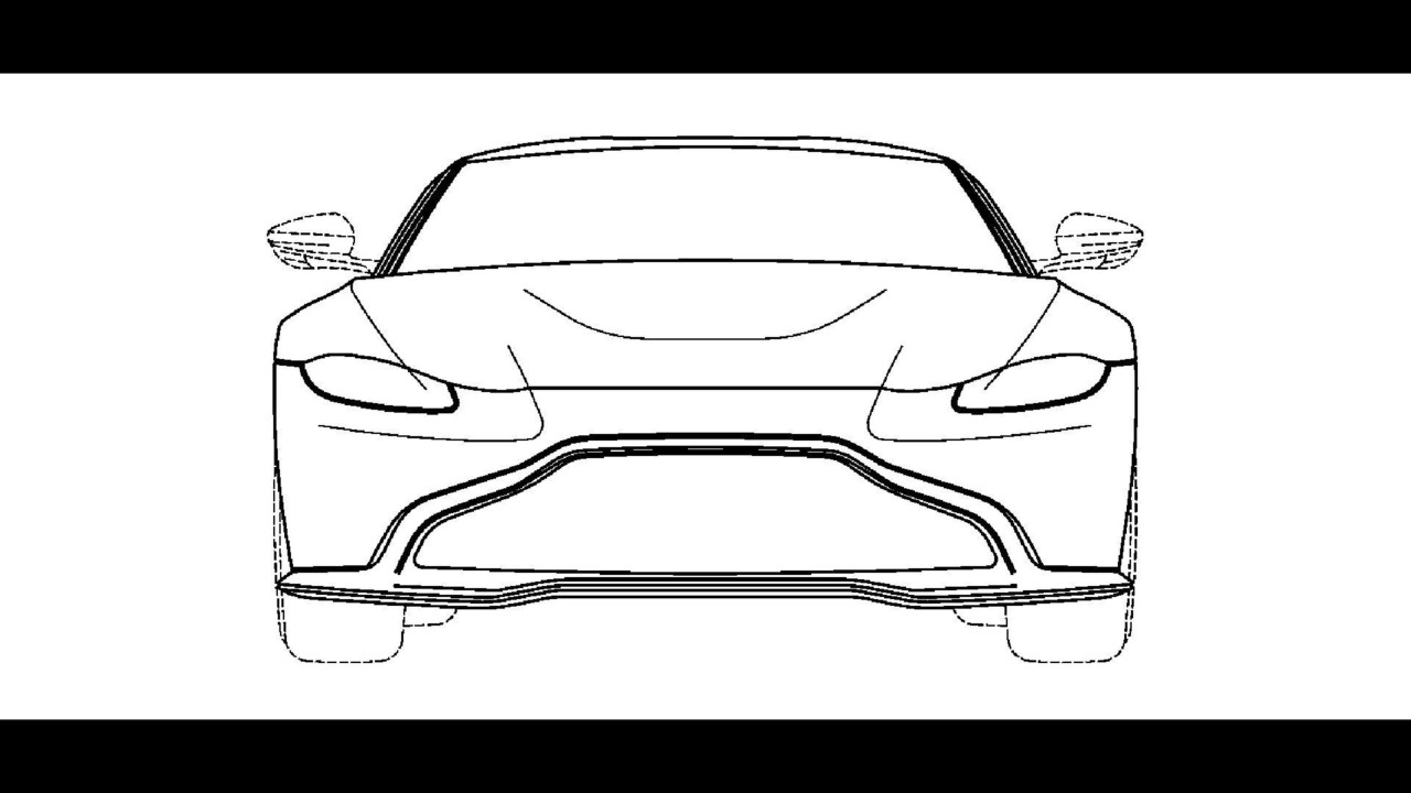 What New Aston Martin Do These Sketches Tease?
