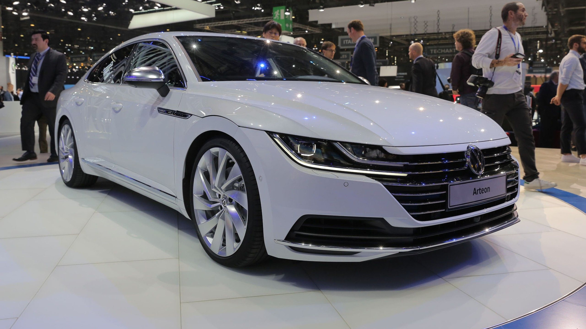 Vw Arteon Can Now Be Ordered In Germany