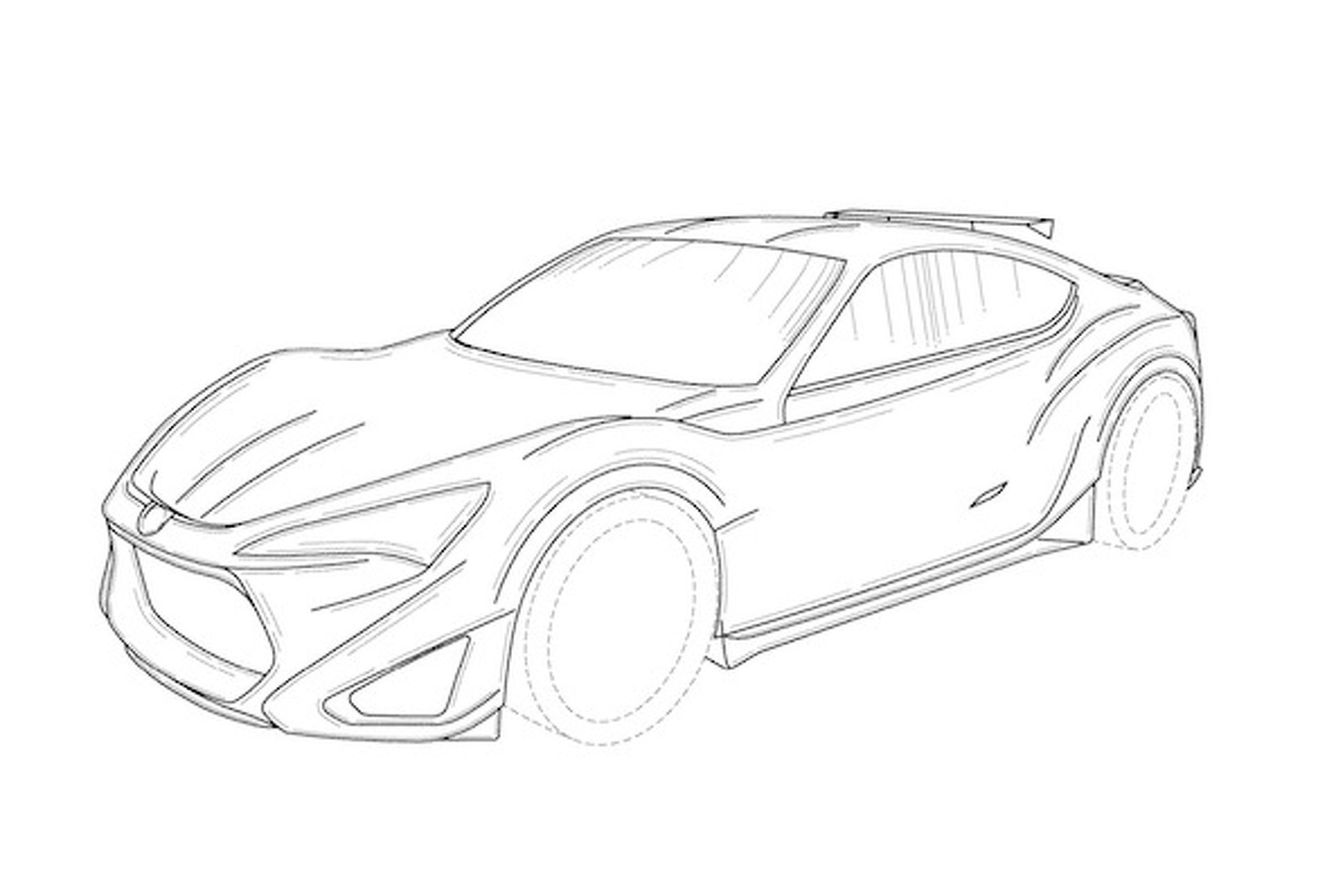 New Toyota 86/Subaru BRZ Patents a Sign of Things to Come