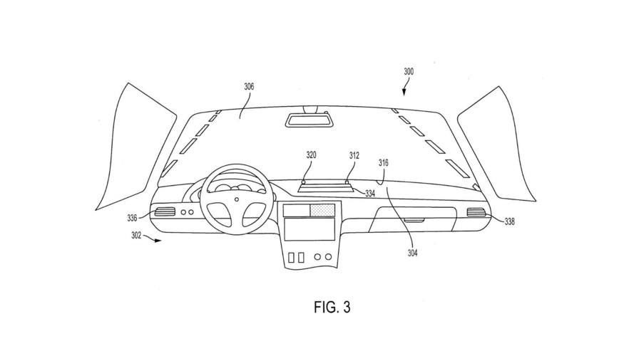 Toyota Patents Moisture-Sensing Auto Defrost To Clear Windows