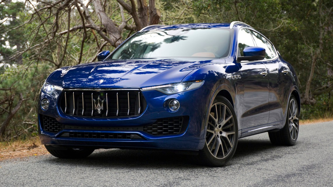 2017 maserati levante: first drive | motor1 photos