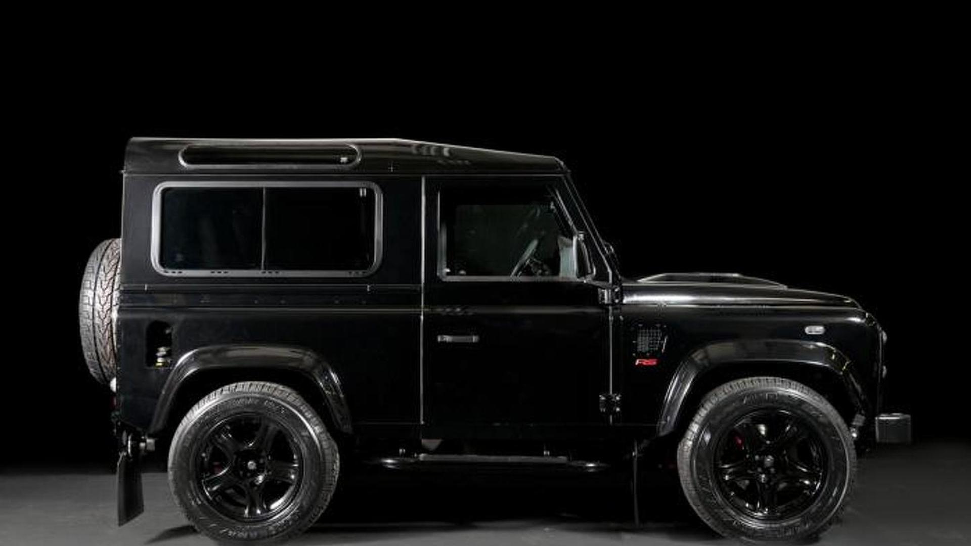 Urban Truck introduces Land Rover Defender Ultimate RS with 500 HP