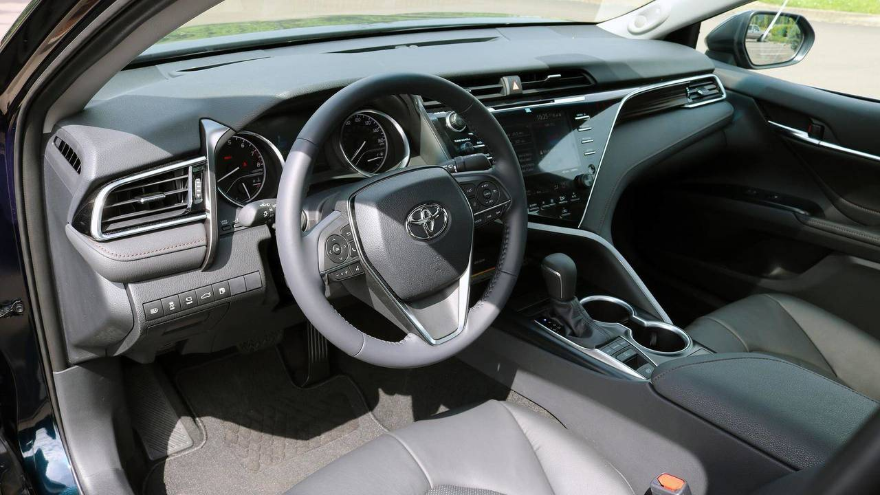Features: Toyota