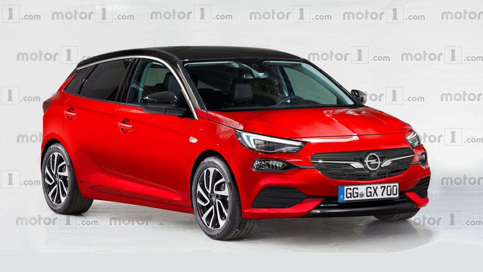 2019 Opel Corsa Render Illustrates A More Stylish Design
