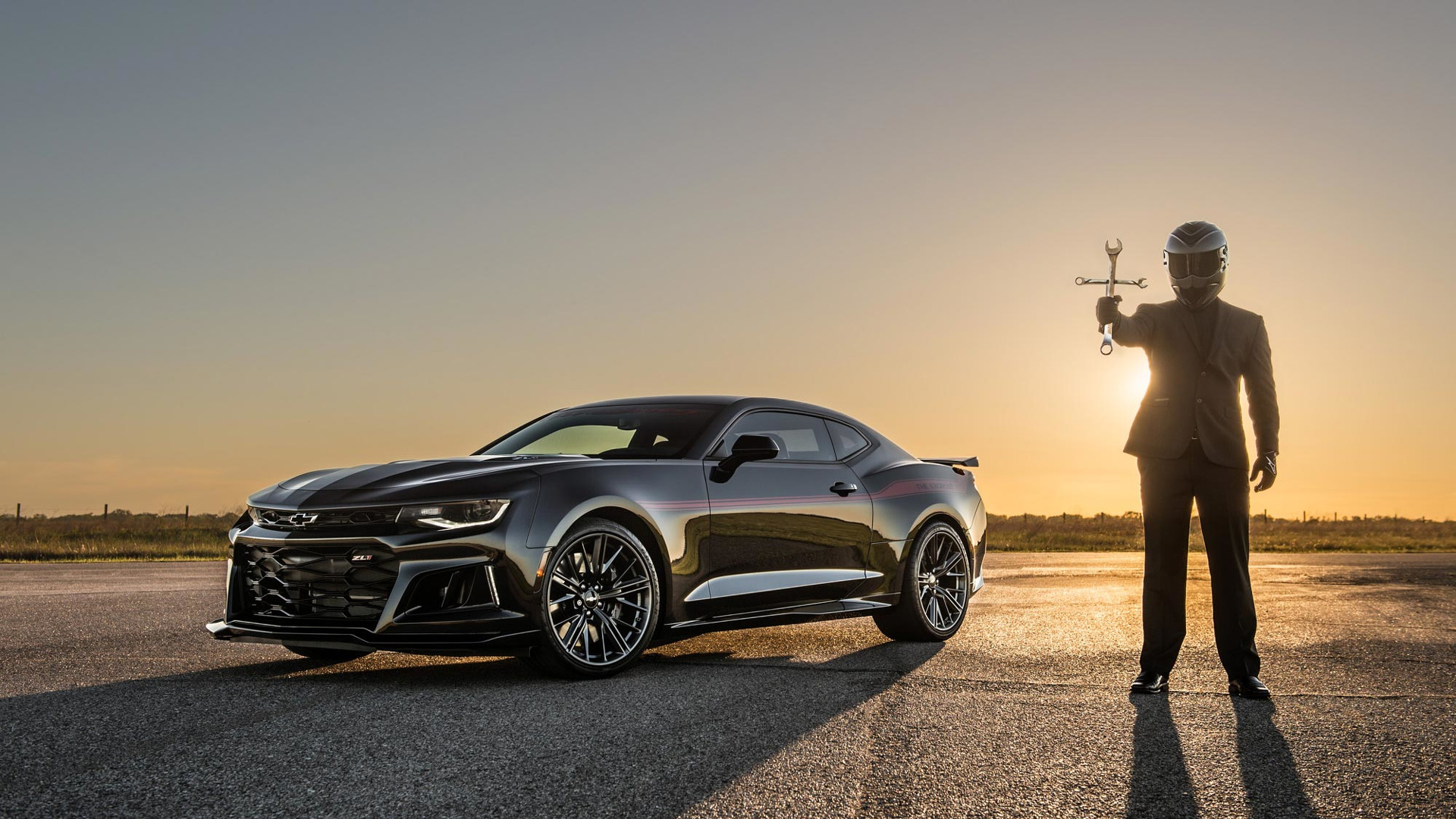 Introducing The Exorcist 1000 Hp Zl1 Camaro