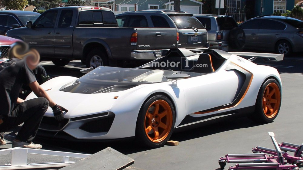 medium resolution of honda s2000 concept mystery honda spy pics might preview sub nsx roadster
