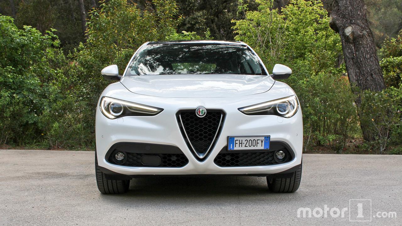 Essai Alfa Romeo Stelvio  Un Suv, Mais Une Vraie Alfa