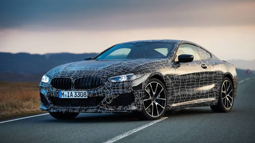 Bmw M850i Xdrive Officially Confirmed With 523 Hp, 553 Lbft