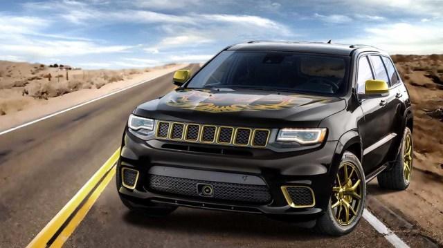 Bandit Jeep Grand Cherokee Trackhawk