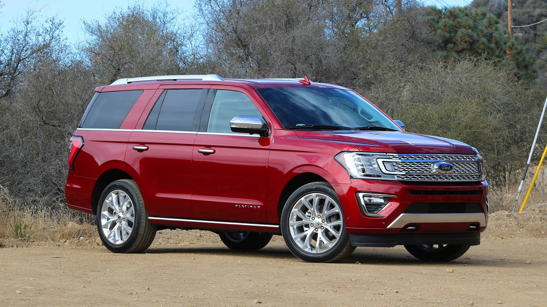 2018 Ford Expedition First Drive The Beast Gets Better