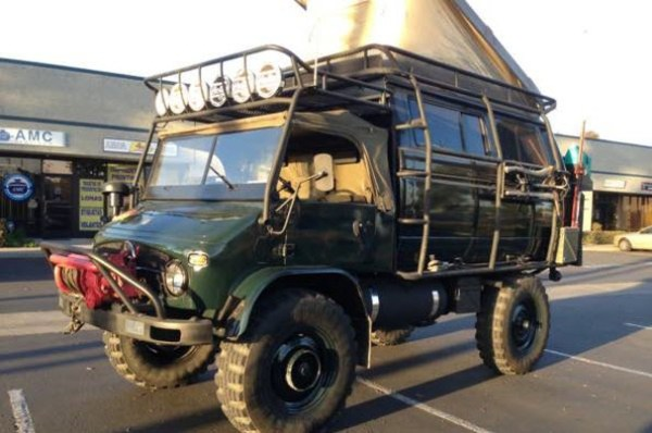 Unimog Craigslist - Year of Clean Water