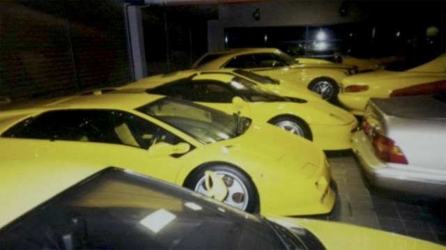 Sultan Of Brunei Garage Video
