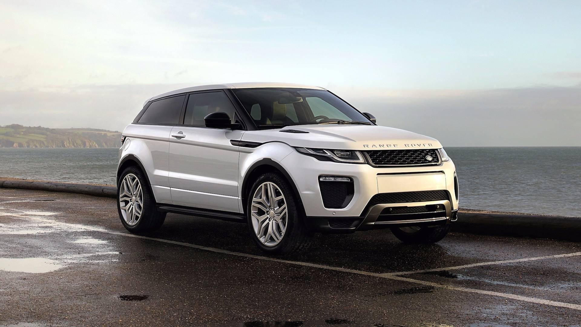 Three Door Range Rover Evoque Axed In The U S