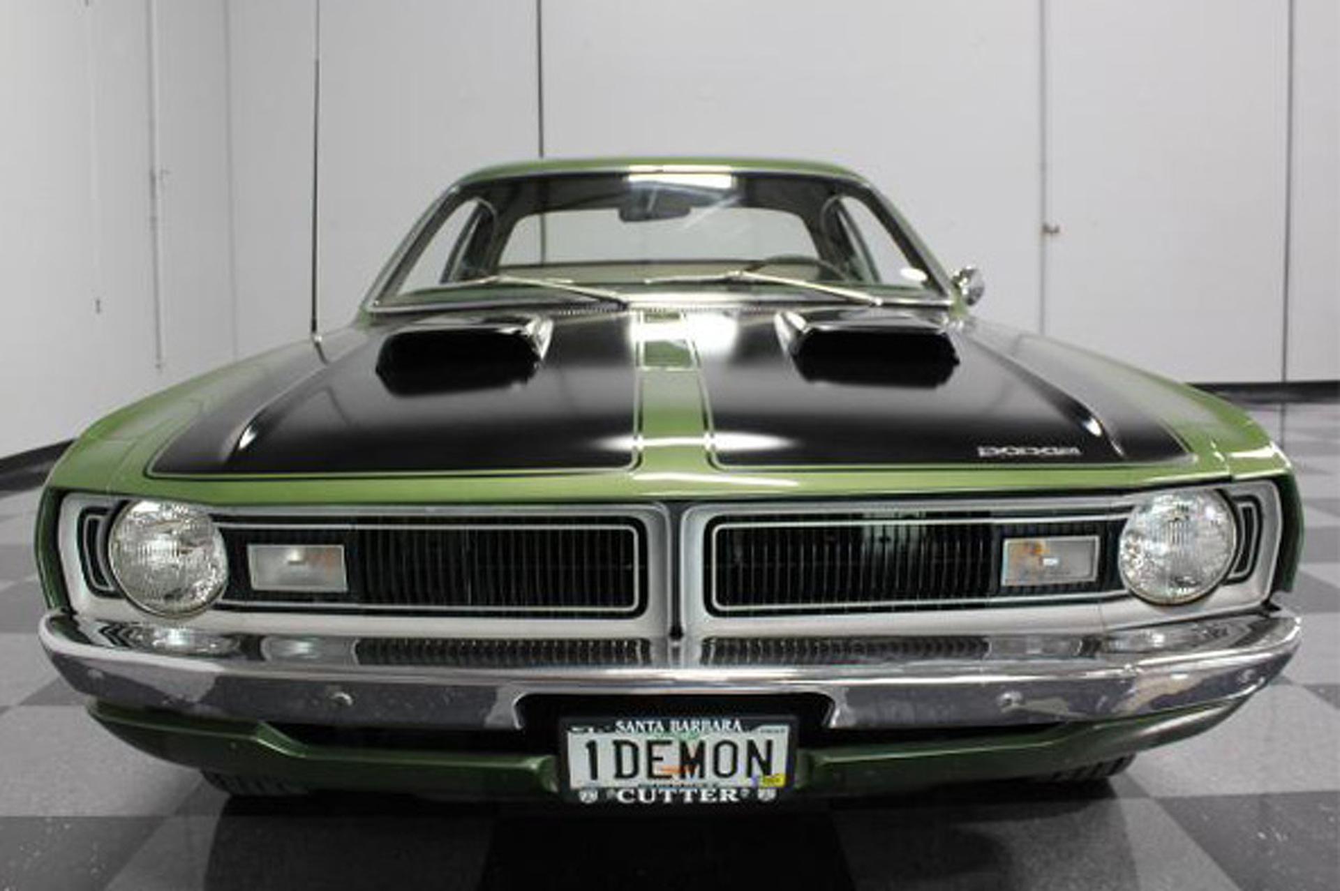 eBay Car of the Week 1971 Dodge Dart Demon 340