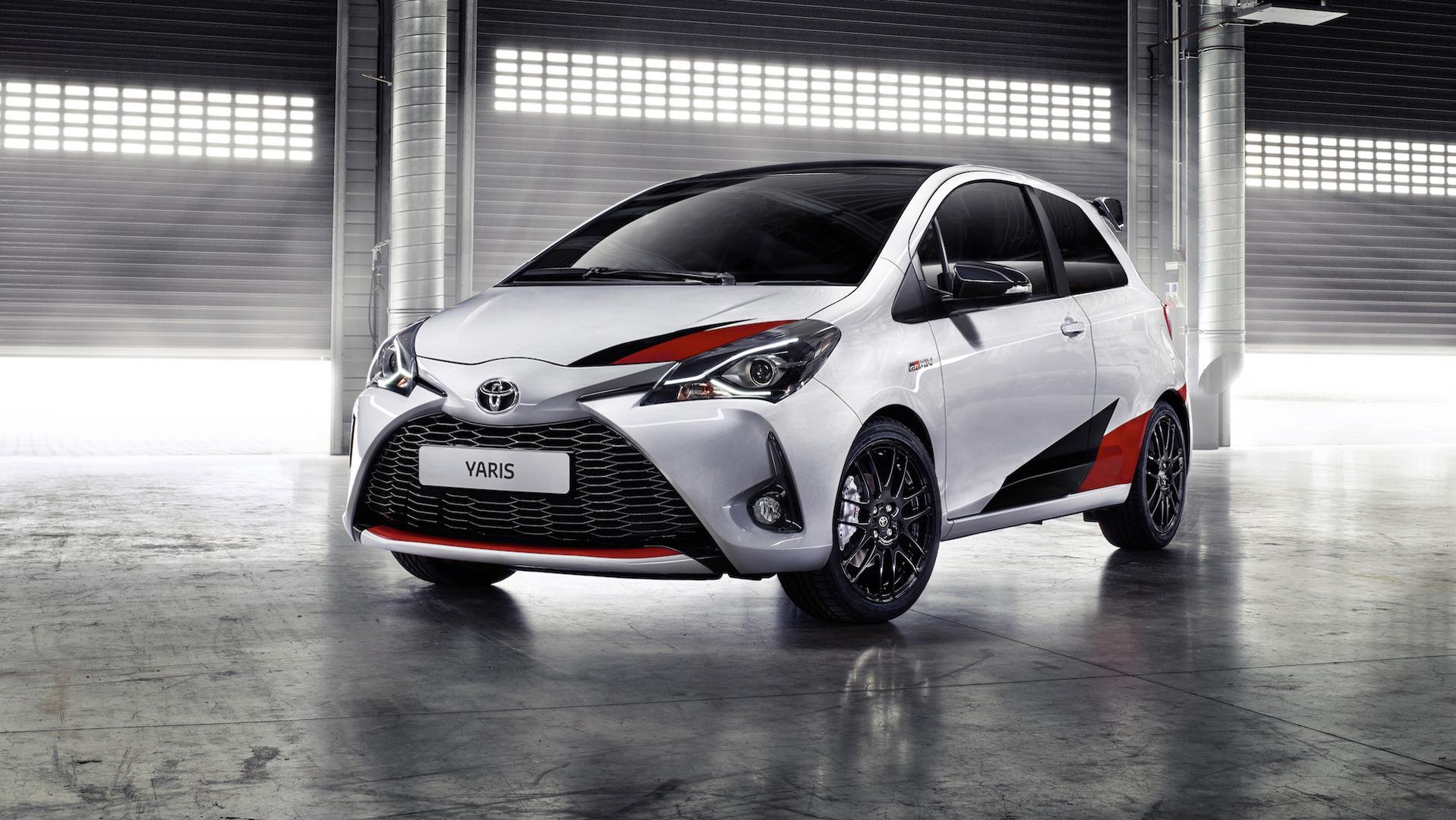 toyota yaris trd limited spek grand new avanza 2016 grmn to 400 units in europe