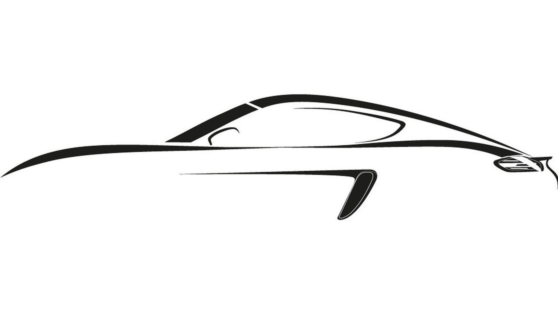 Porsche 718 Boxster Amp Cayman Announced