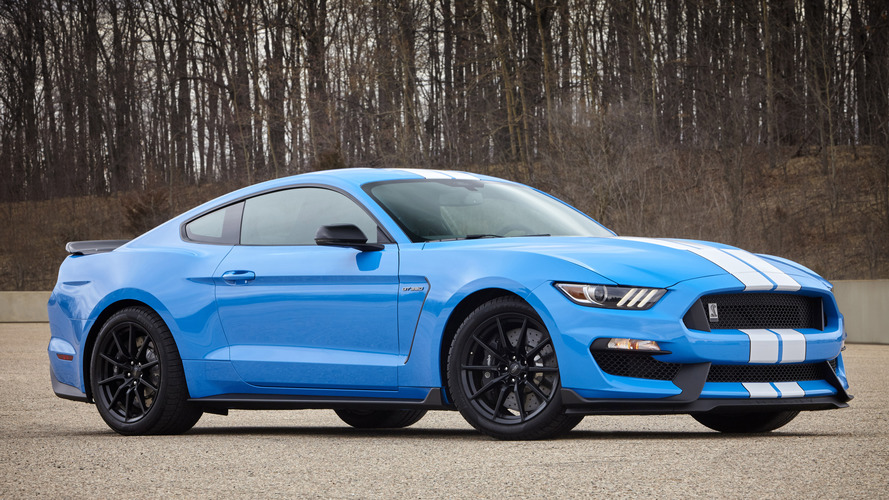 2016 Gt350 Ford Drawing Shelby