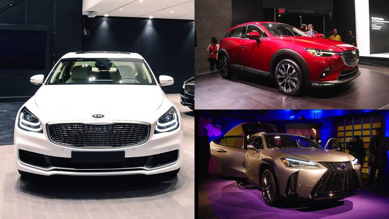 the worst cars at the 2018 new york auto show