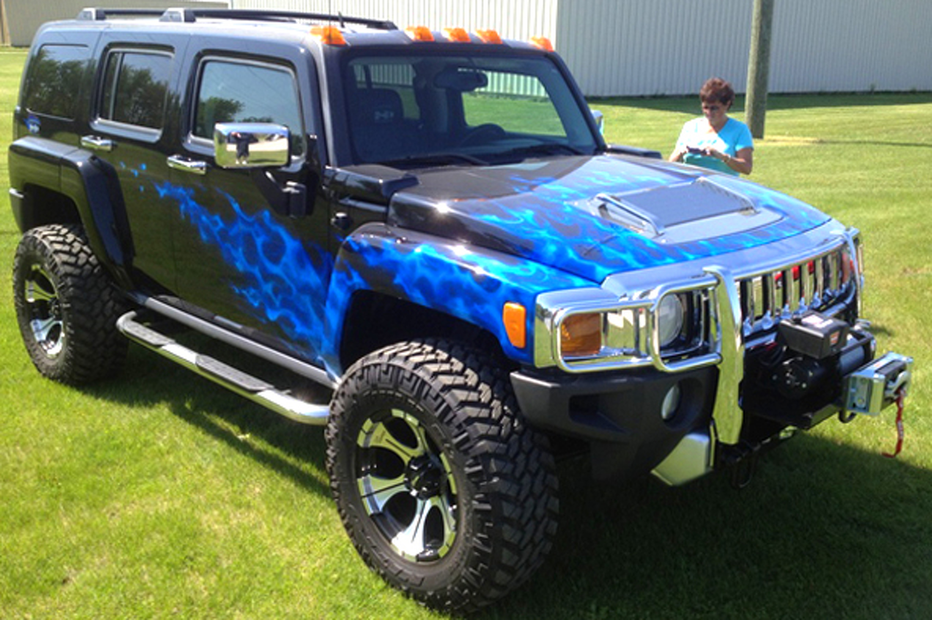 Your Ride 2008 Hummer H3 Alpha