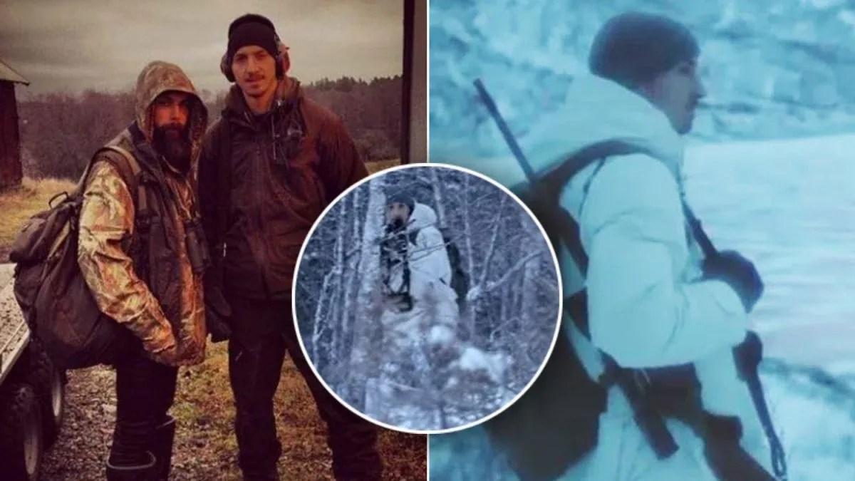 Zlatan Ibrahimovic kendisine orman satın aldı