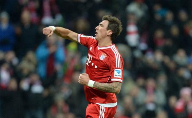 Man United Plan Move To Sign Bayern Munich Forward Mario