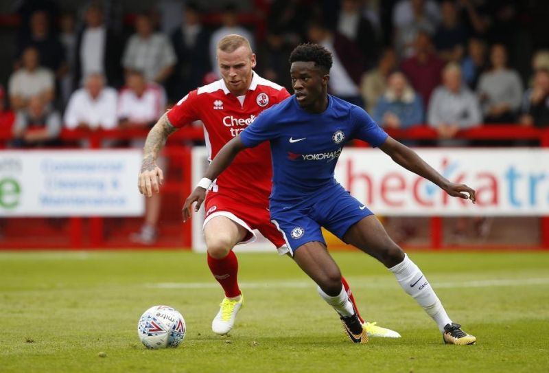 Genk close in on transfer for Chelsea's Ike Ugbo