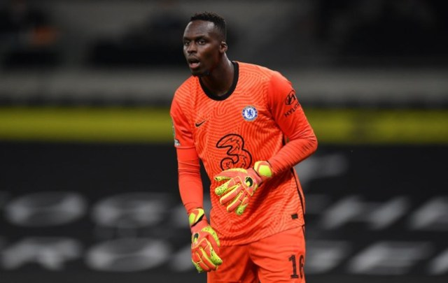 Edouard Mendy on Chelsea's decision to register Petr Cech