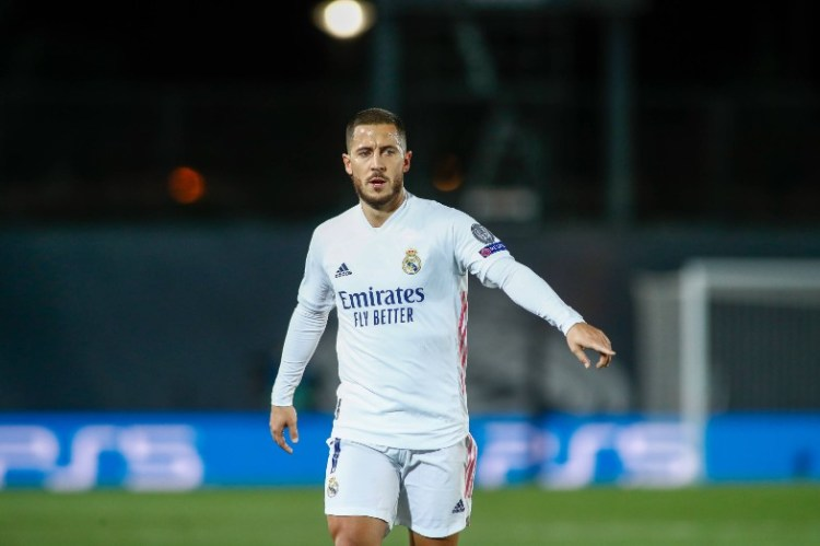 Eden Hazard ruled out of Real Madrid vs Barcelona