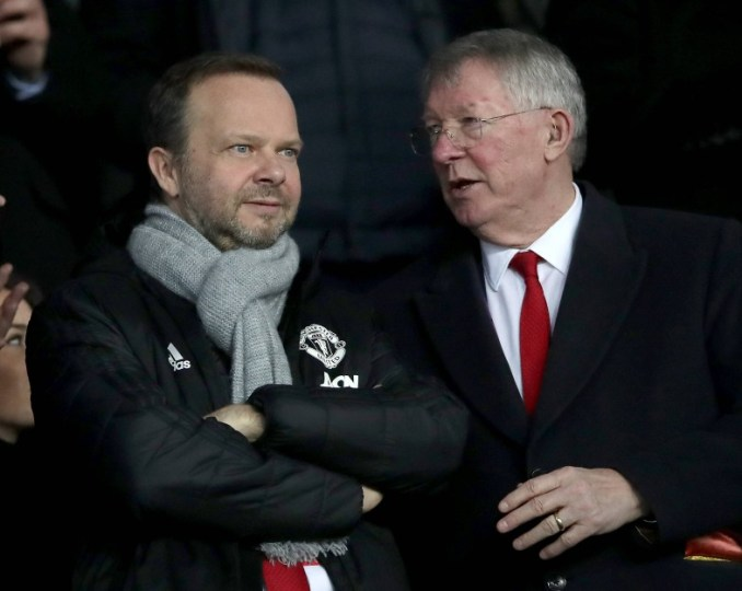 Woodward Ferguson