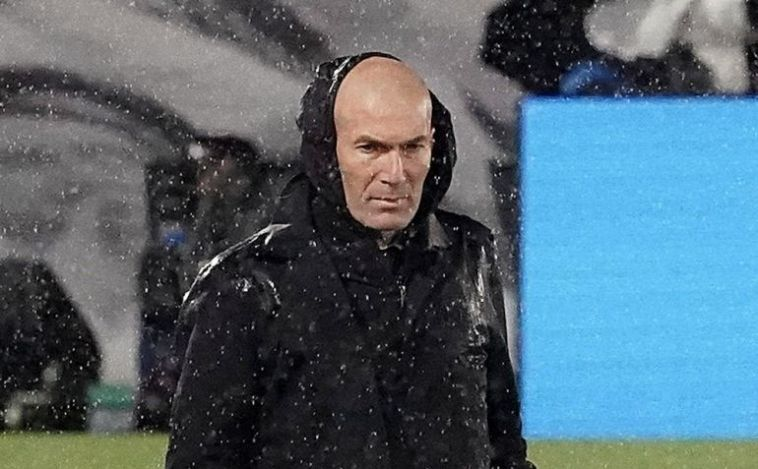 Zinedine Zidane could resign from Real Madrid this summer, next club already speculated