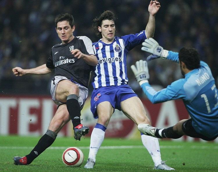 Throwback to 2004 when it was the first Frank Lampard vs ...
