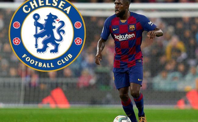 Chelsea Is Barcelona Defenders Preferred Destination