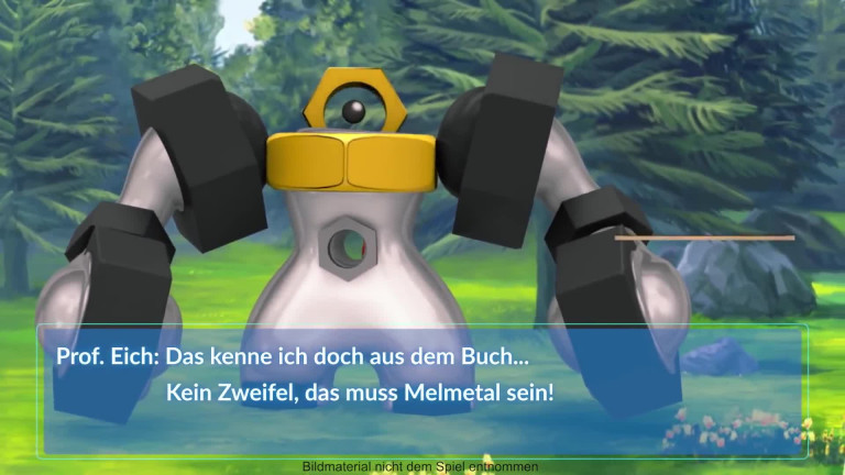 Pokémon GO: Meltan can develop in Melmetal!