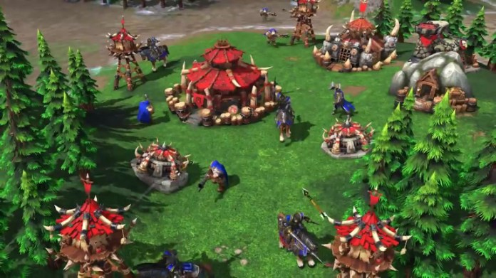 Warcraft 3: Reforged - Gameplay Trailer for the Remaster