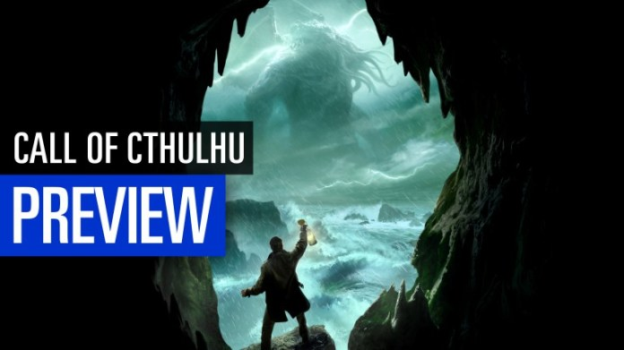 Call of Cthulhu: Gameplay preview for the gritty RPG