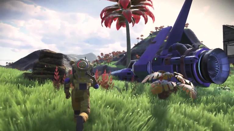 No Mans Sky: Trailer para Mega-Update Next presenta nuevas características