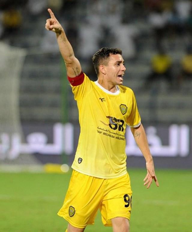 Đội tuyển UAE nhập tịch cầu thủ Brazil và Argentina trước thềm vòng loại World Cup - 2