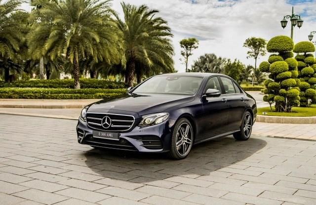 Mercedes-Benz E 300 AMG nâng cấp với giá từ 2,9 tỷ - 1
