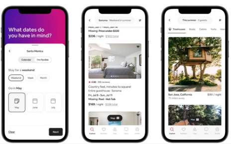 Airbnb boosts search features ahead of expected travel rebound