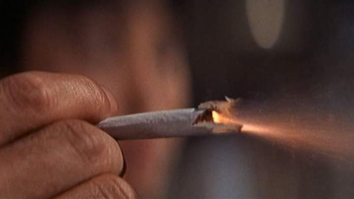 Cigarette Rocket from the James Bond movie You Only Live Twice.