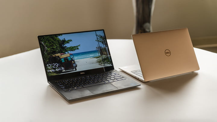 XPS 13 and XPS 15 laptops