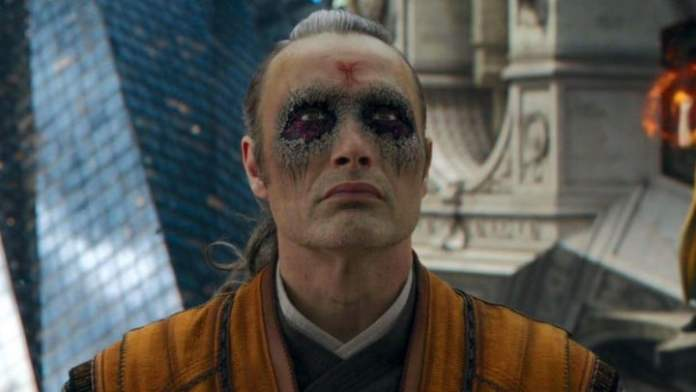 Mads Mickelson in Doctor Strange.