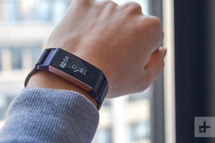 Images Of The Upcoming Fitbit Charge 4 Have Leaked Online Digital Trends