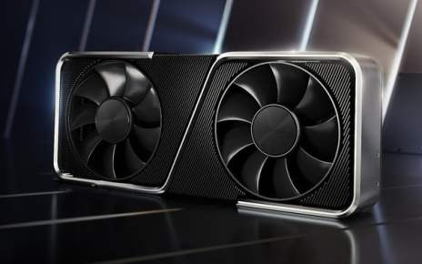 Europeans retailers are charging 317% above the list price for the RTX 3080