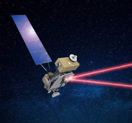 NASA is testing out a new laser communications system this summer