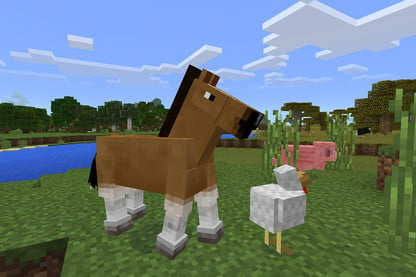 How To Breed Horses In Minecraft Digital Trends